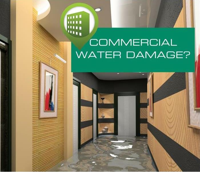 Commercial Restoring Your Harrisonburg/Rockingham County Commercial Property After A Water Damage Event