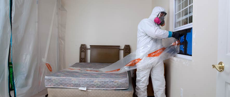 Harrisonburg, VA biohazard cleaning