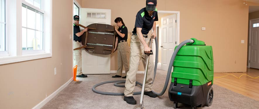 Harrisonburg, VA residential restoration cleaning